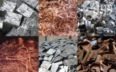 Какие виды металлолома принимают?