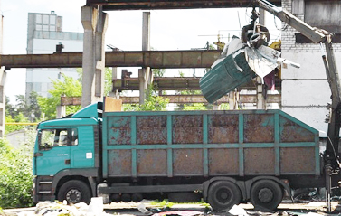 Як правильно перевозити металобрухт
